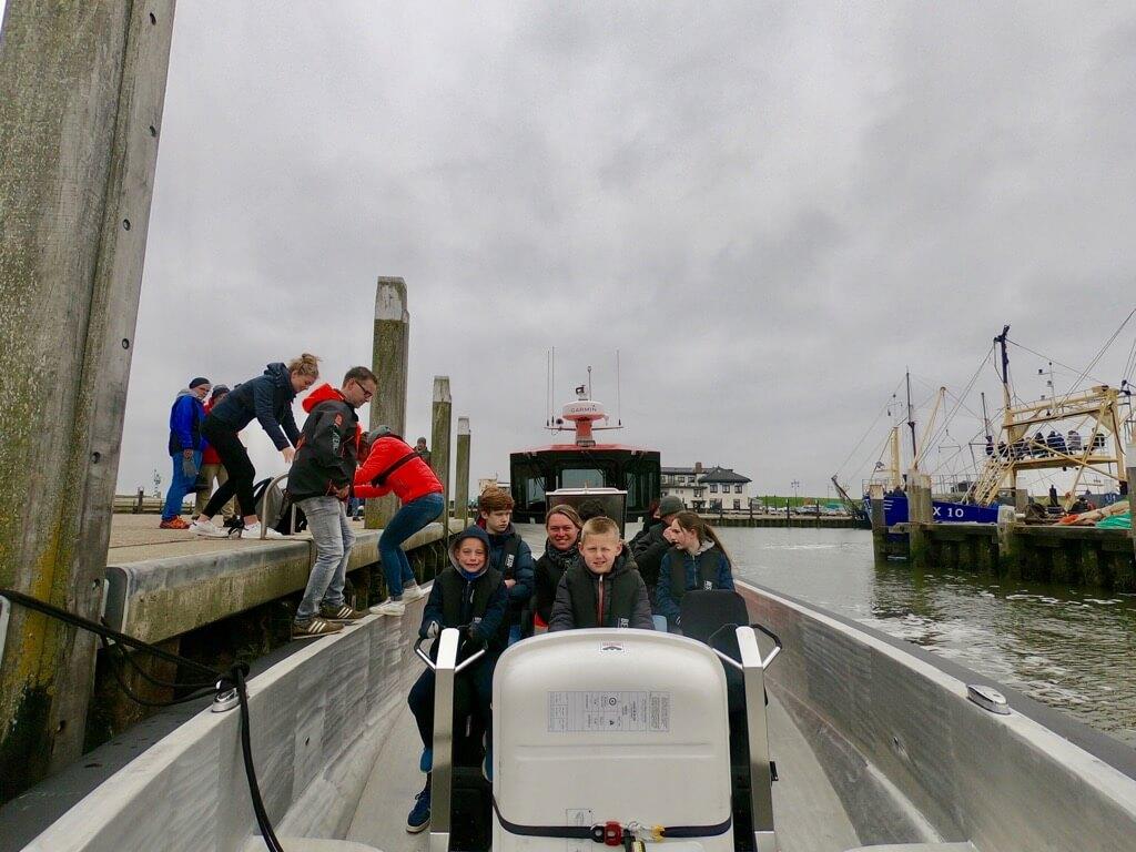 Texel - Fietsvakantie - Kinderen - Vaders op Reis - Bruuzer