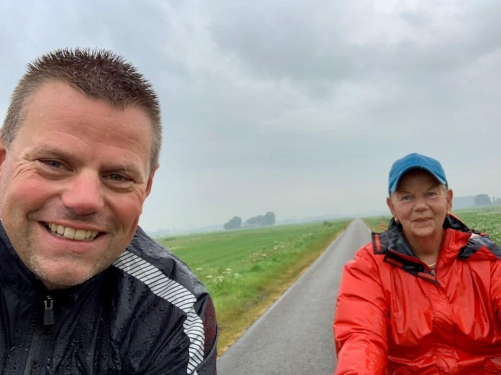Vaders op Reis - Rondje Drenthe - Fietsvakantie
