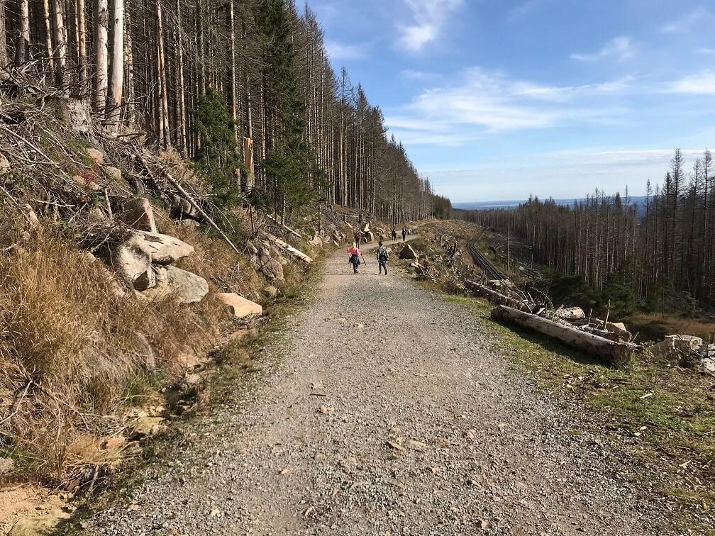 Wandelen in de Harz, Hexenstieg