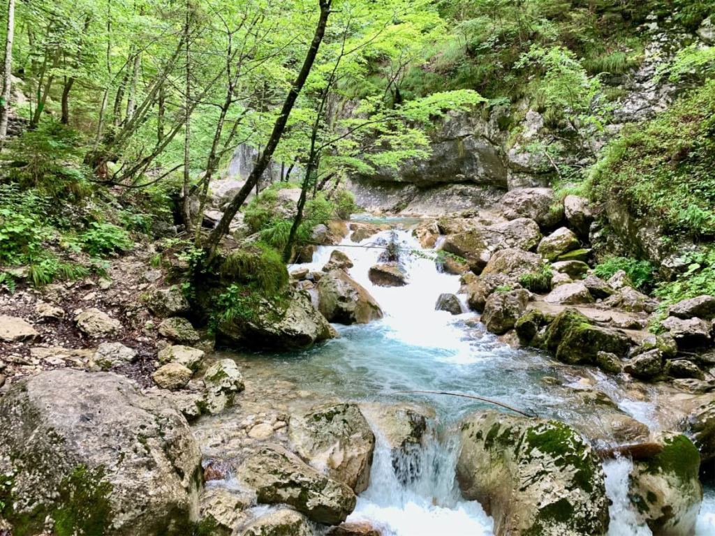 Ferlach - Tscheppaschlucht - Kloof - Karinthië