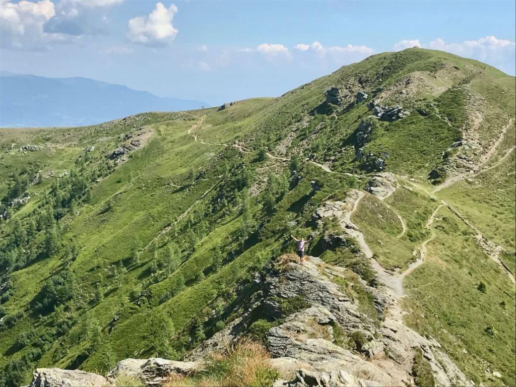 Goldeck - Bergbahn - Hiken - Vaders op Reis