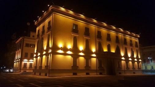 Tirana Palazzi gov