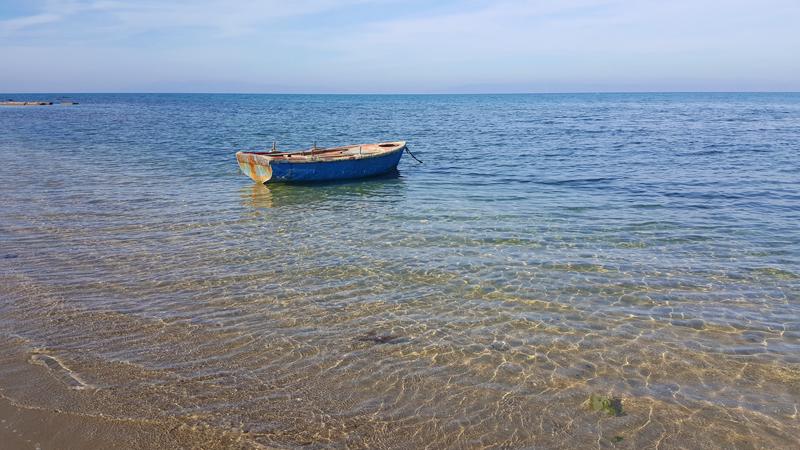 Vacanza attiva in Albania, Kepi i Rodonit spiaggia