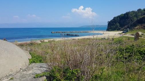 Viaggi e vacanze in Albania, tour dell'Albania Comunista, bunker spiaggia Kepi i Rodonit