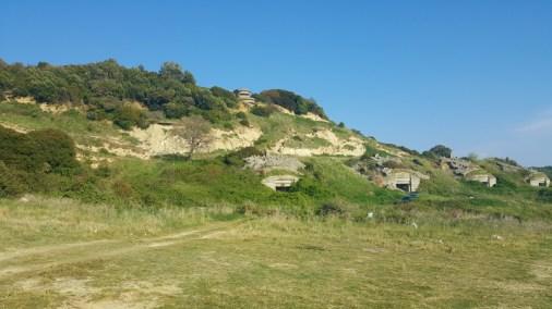 Viaggi e vacanze in Albania, tour dell'Albania Comunista, bunker Kepi i Rodonit