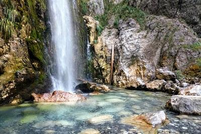 Cascate di Theth, Grunas, Albania del nord, tour Albania