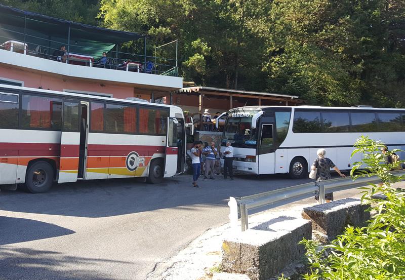 Vacanze in Albania lowcost Viaggio in bus Italia Albania