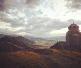 Autunno in Albania, foliage, Mali i Morave, Korça