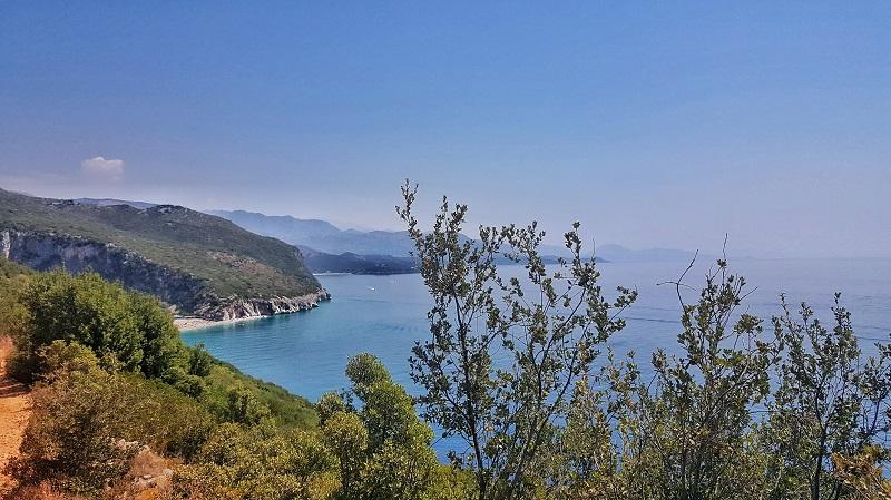 Gjipe beach Albania, vacanze in Albania itinerario 10 giorni