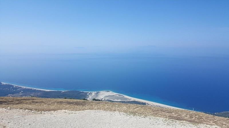 Logara Pass, parco Nazionale del Llogara, Albania itineario di 10 giorni, vacanze in Albania
