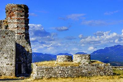 Fortezza Rozafa Scutari, Tour albania del nord
