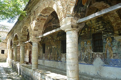 Voskopoja, chiesa di san Nicola, Moscopoli tour albania