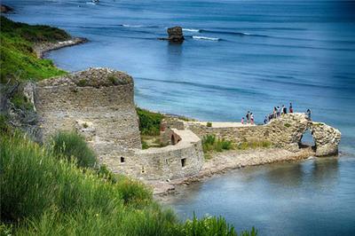Kepi i rodonit fortezza Skanderbeg