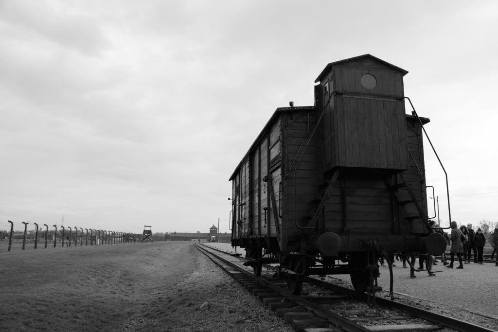 Auschwitz - Polonia - 2017