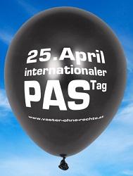Luftballons PAS klein