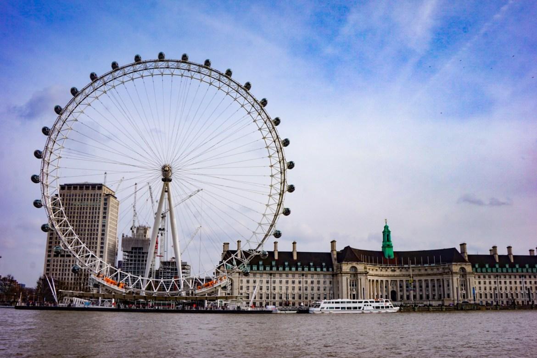 Nain Kierrat Lontoon Nahtavyydet Paivassa Matkablogi Vagabonda