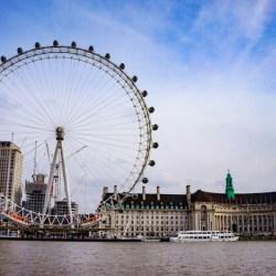 Lontoon nähtävyydet päivässä