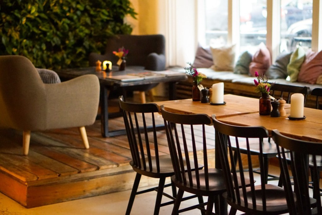 Kahvila Møller: Kaupungin paras onkin kaupungin huonoin