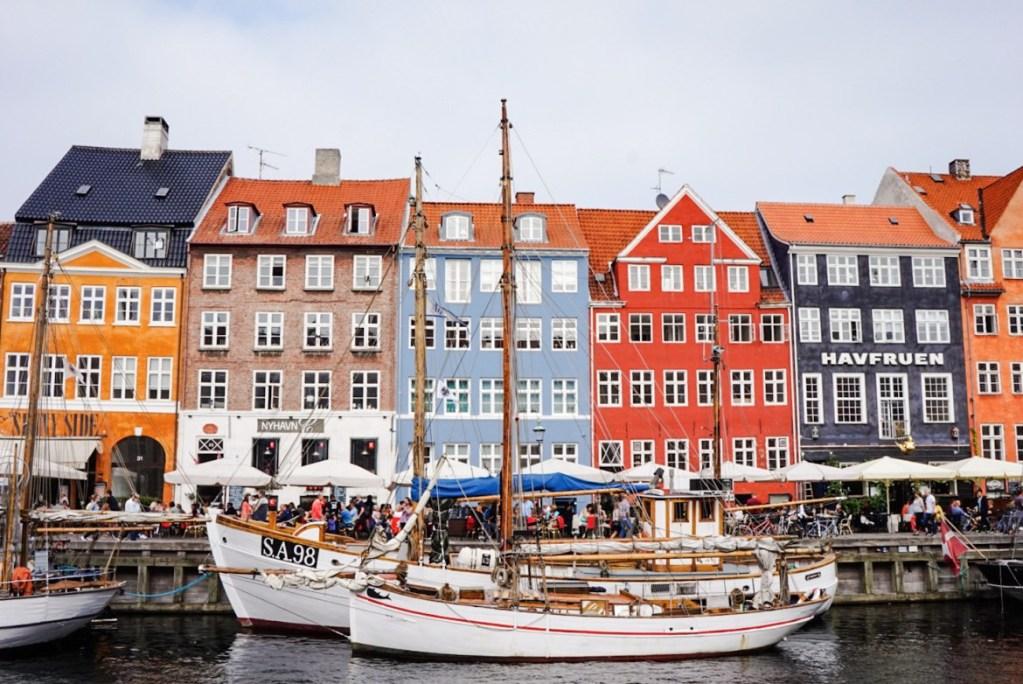 8 syytä miksi <b>Tanska</b> on <i>hyvä</i> maa asua