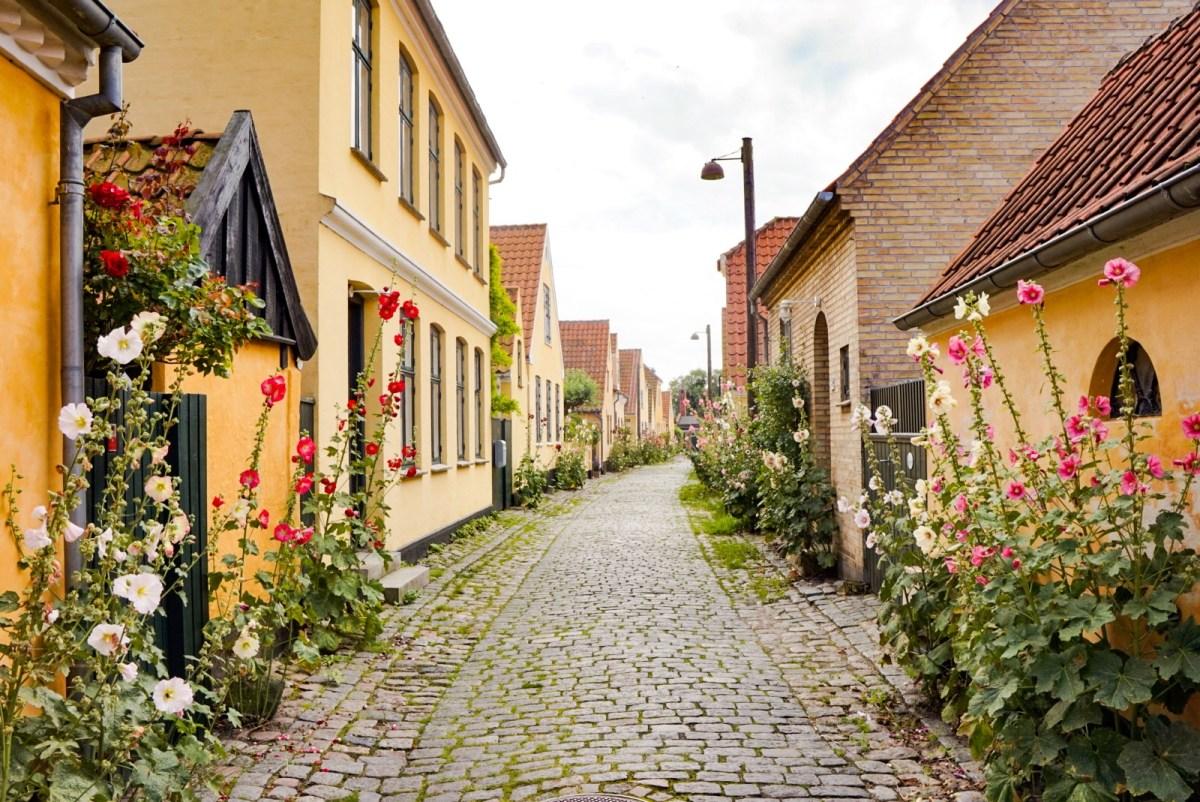 Dragør, Tanska