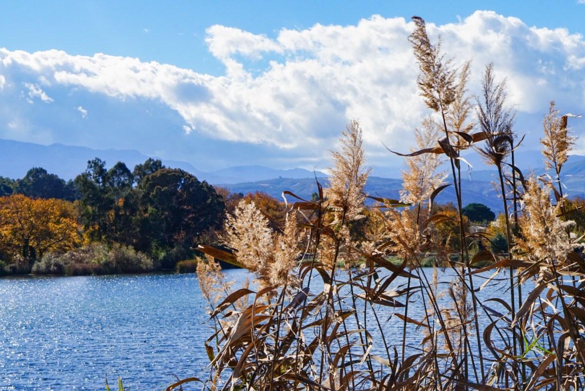 Agia-järvi on mainio retkikohde Länsi-Kreetalla