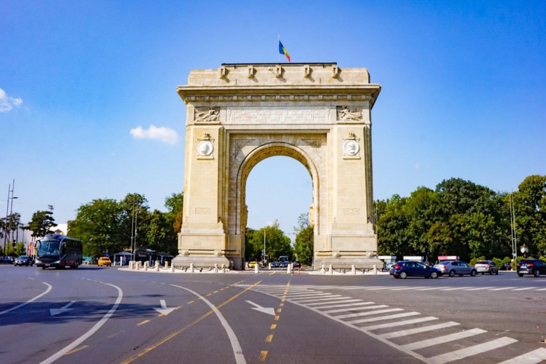 Bukarest kokemuksia
