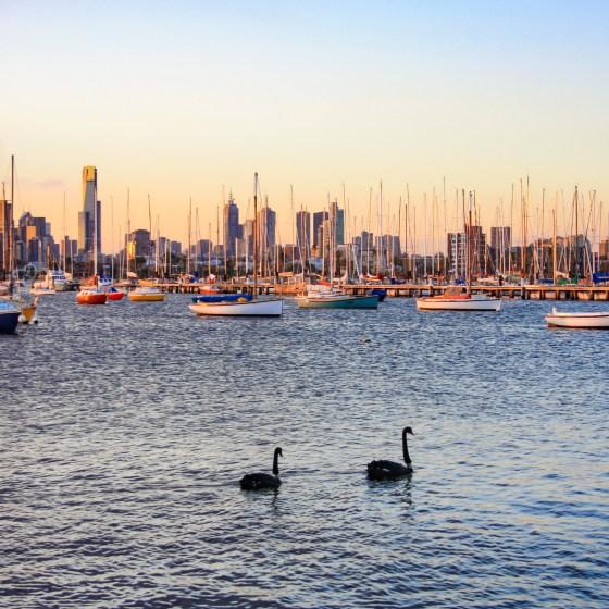 Muistoja maailmalta: Australia