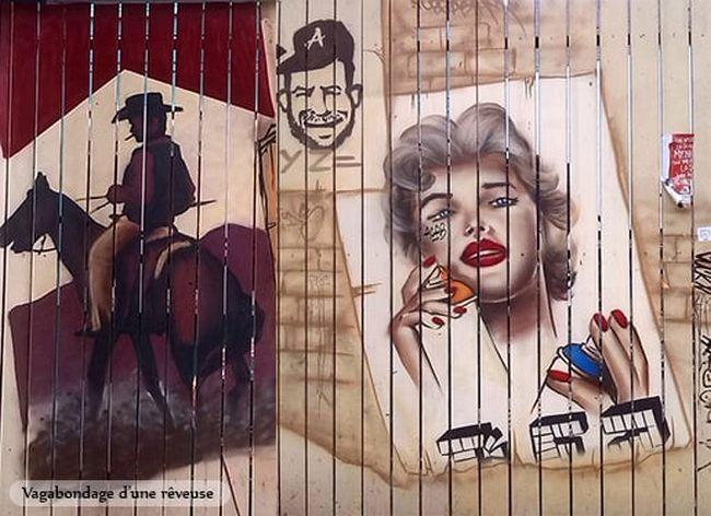 Art de rue rennes 4