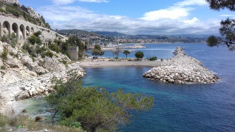 meilleure plage Marseille