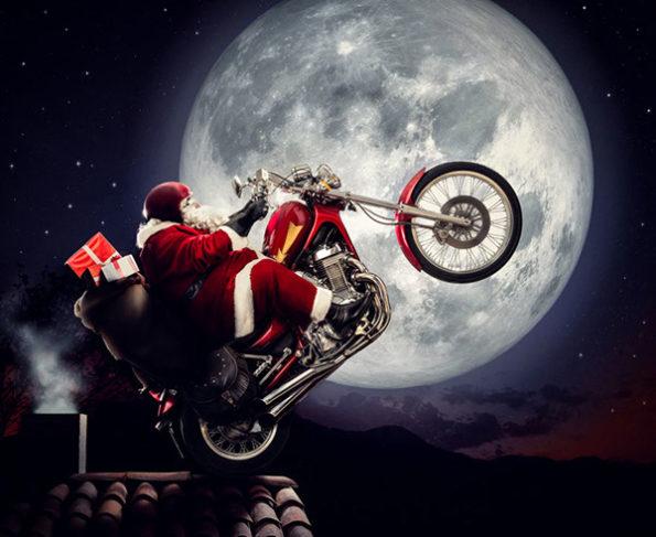 Biker Christmas.Hilarious Christmas Poems Just For Bikers Vagabondesss Com