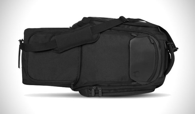 Hylete 6-in-1 40L Backpack (Extended Duffle Mode)