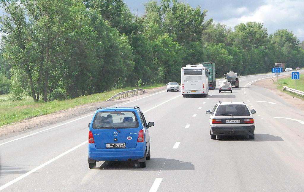 Europe highway