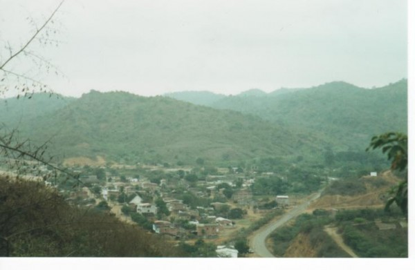 Travels in Ecuador, 2000
