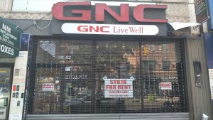 GNC out of business