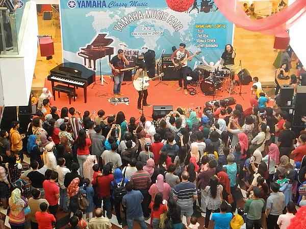 Batam Indonesia Concert