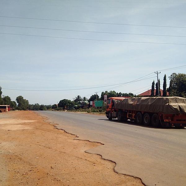 Cambodia National Highway 4