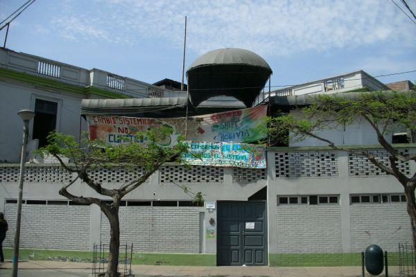 Street view of Casa Activa