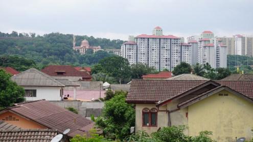 Malaysia Raya, an urban village in Kuala Lumpur