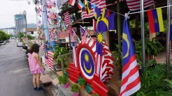 Decorations for Malaysia Day