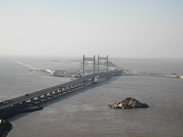 Donghai bridge 2