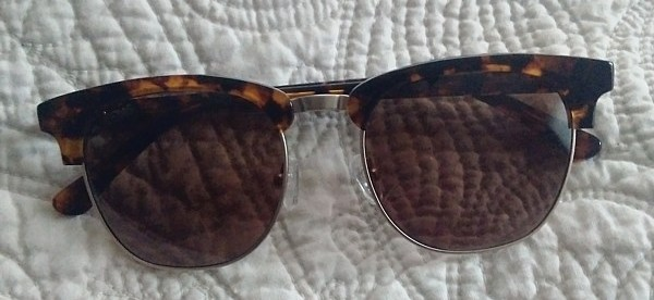 Faded Days sunglasses