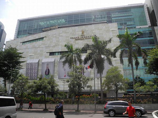 Luxury mall in Jakarta