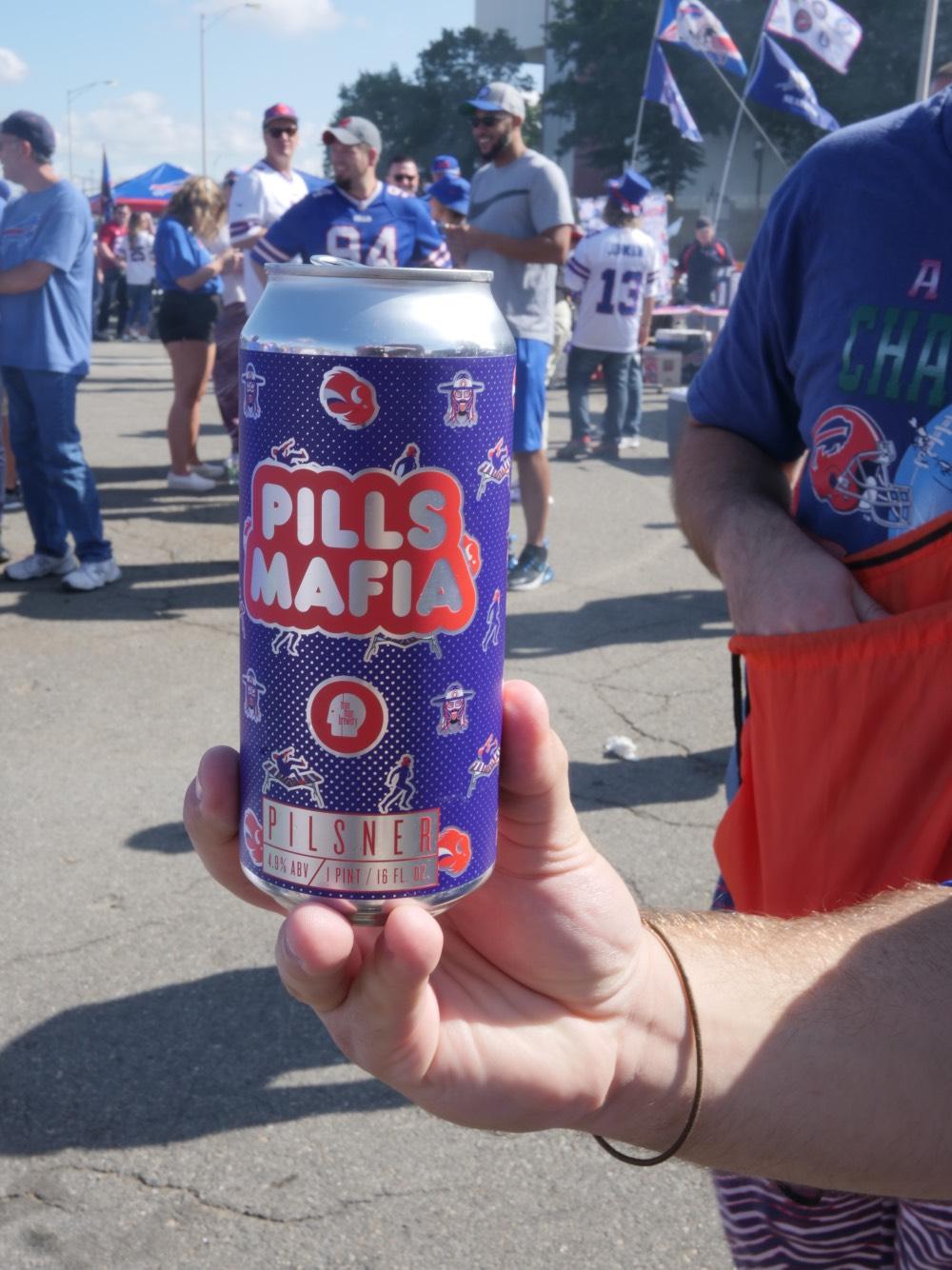 Pills Mafia beer