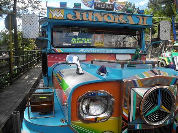 Philippines Jeepney 16