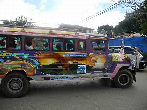 Philippines Jeepney 5