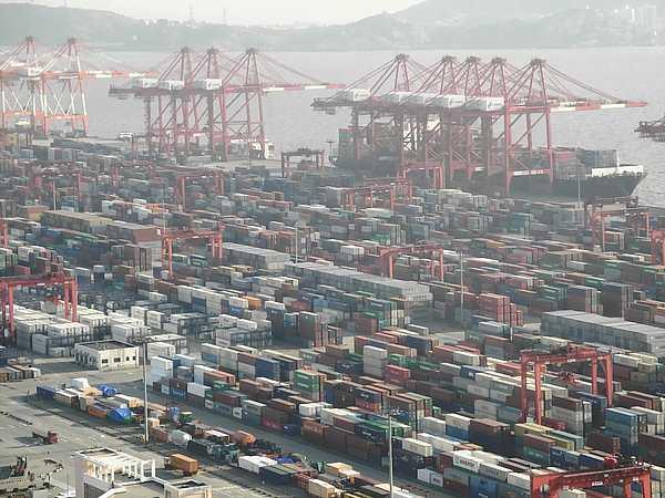 Yangshan Deep Water Port 9