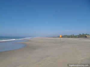 Beach Ventanilla Mexico