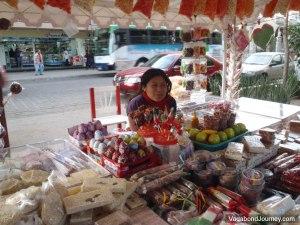 Mexican Candy Vendor