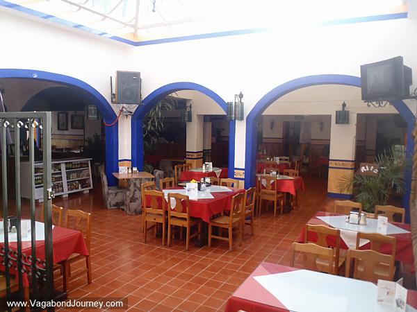 Casa Madero hostel in San Cristobal de las Casas, Mexico