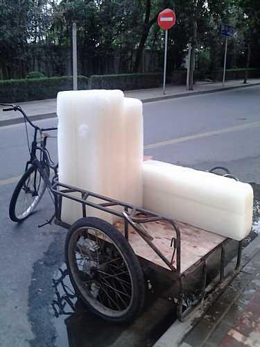 china ice cart